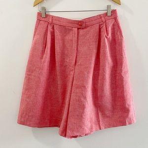 2/25 🍉 super high waisted vintage 90s mom shorts